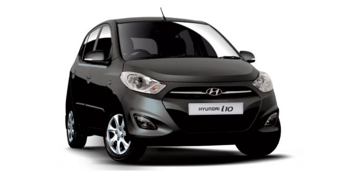 Hyundai i10 Prices in Ghana
