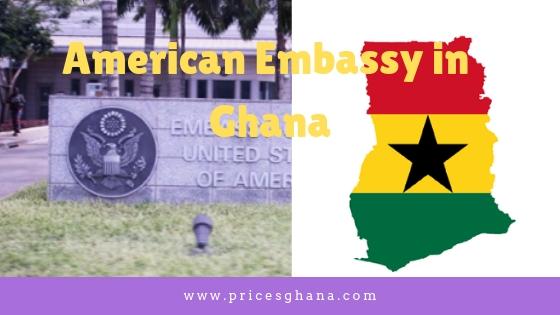 American Embassy in Ghana