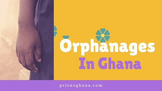 Orphanages in Ghana