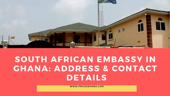 South African Embassy In Ghana_ Address & Contact Details