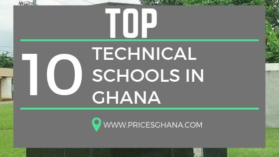 Top 10 Technical Schools in Ghana