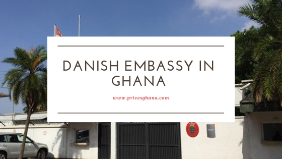 danish embassy in Ghana