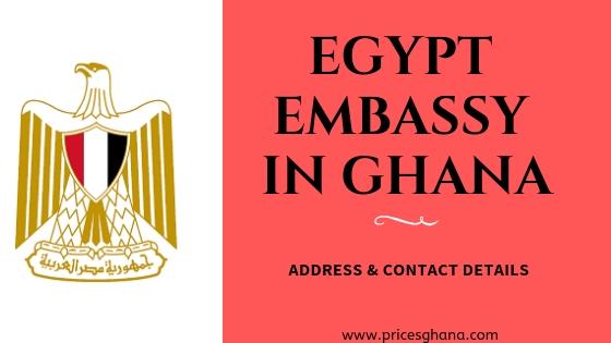Egypt Embassy in Ghana