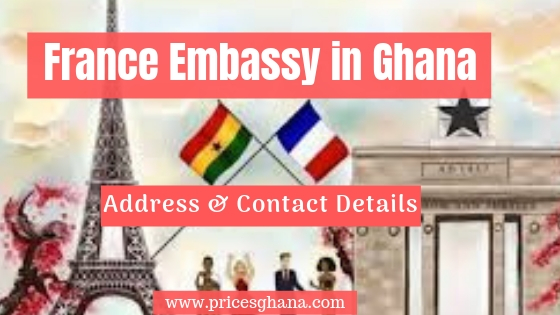 France Embassy in Ghana
