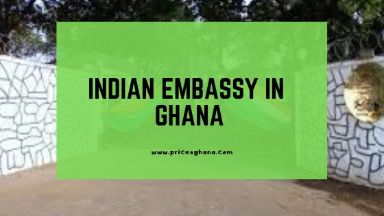 Indian Embassy In ghana
