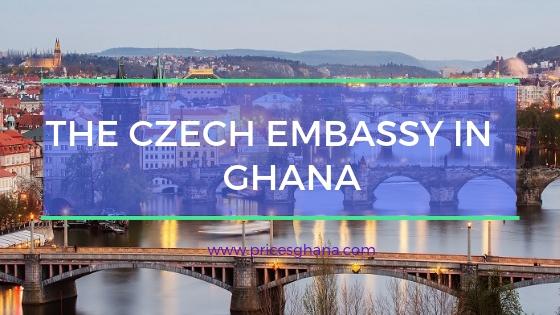 The Czech Embassy in Ghana