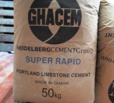Cement Companies in Ghana.