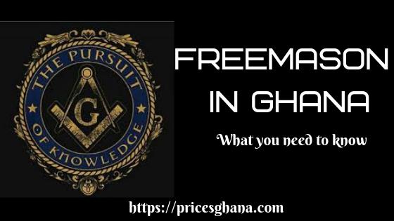 Freemason in Ghana