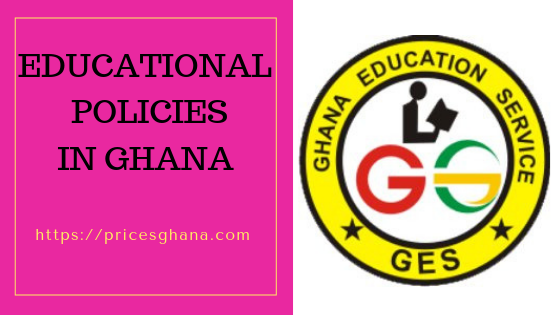 educational policies in ghana