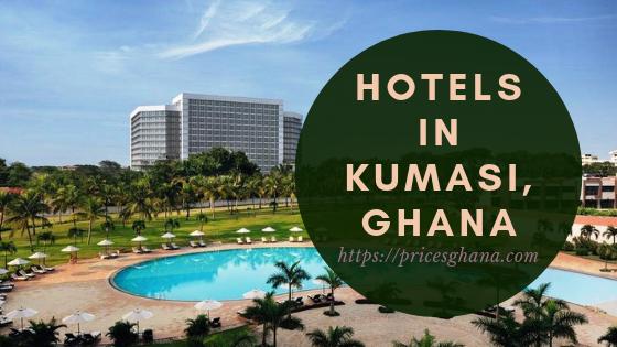 hotels in kumasi ghana