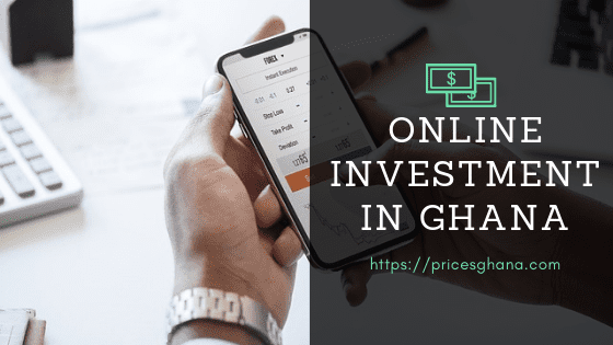 online investment in ghana