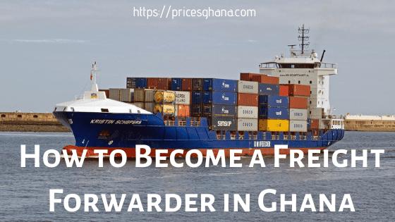 Freight Forwarder in Ghana