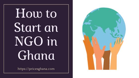 ngo in Ghana