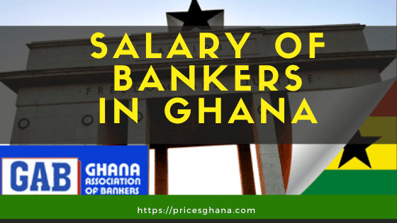 Salary of Bankers in Ghana (2)