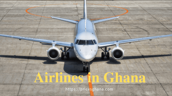 List of Airlines in Ghana