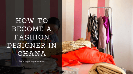 fashion designer in ghana