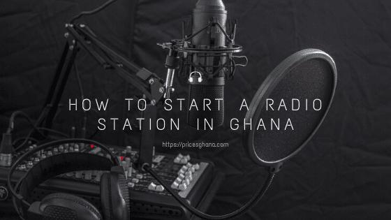 radio station in ghana