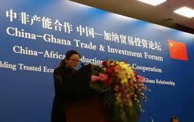 Chinese Company in Ghana