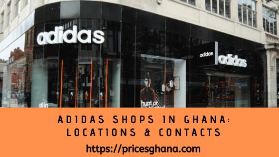 adidas shops in Ghana