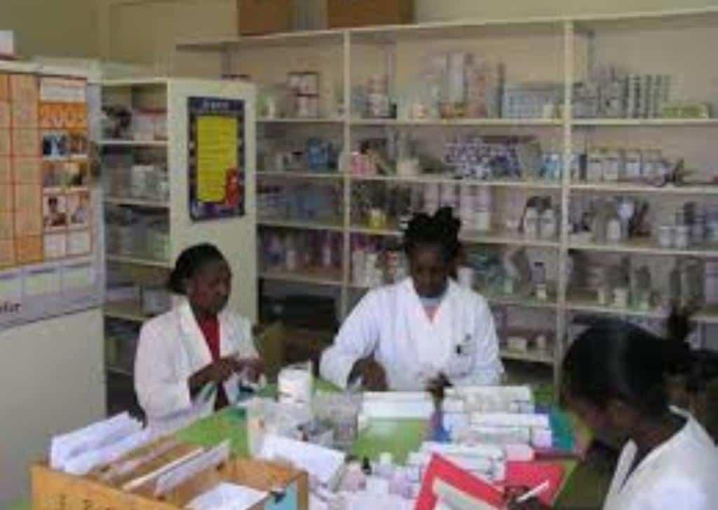 Pharmacist's salary in Ghana