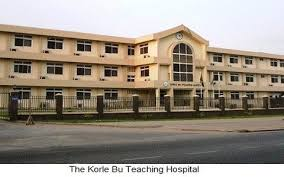 Teaching Hospitals in Ghana