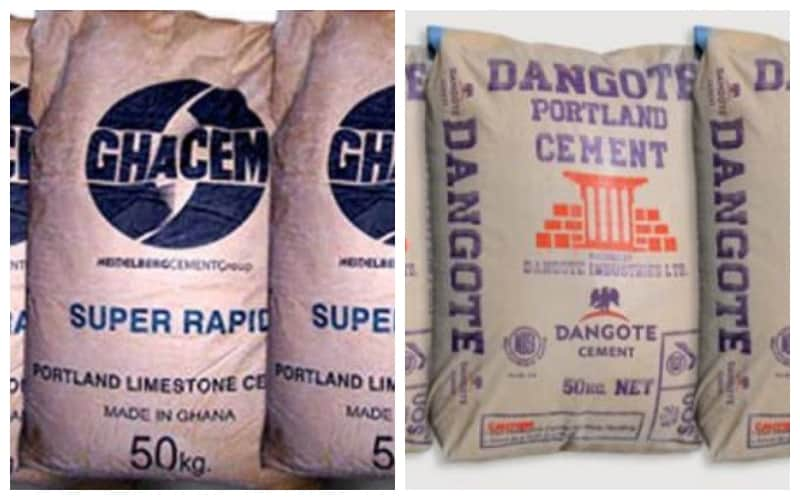Cement Prices in Ghana