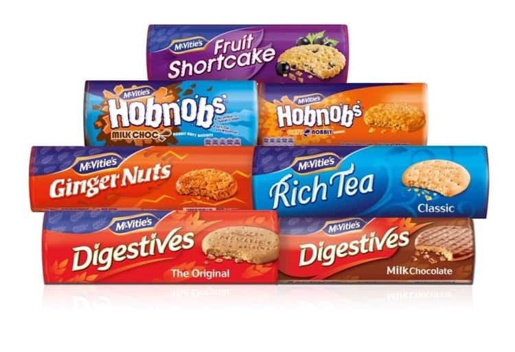 Biscuit Companies in ghana