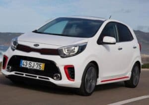 Kia Picanto Prices in Ghana