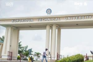 Koforidua University School fees