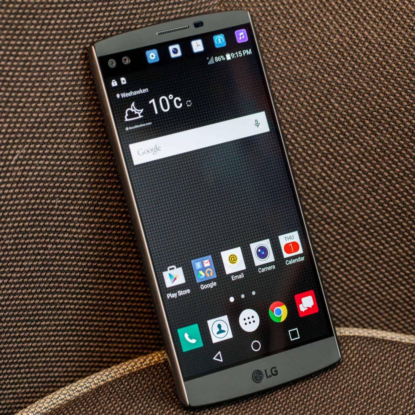 LG V10 price in Ghana