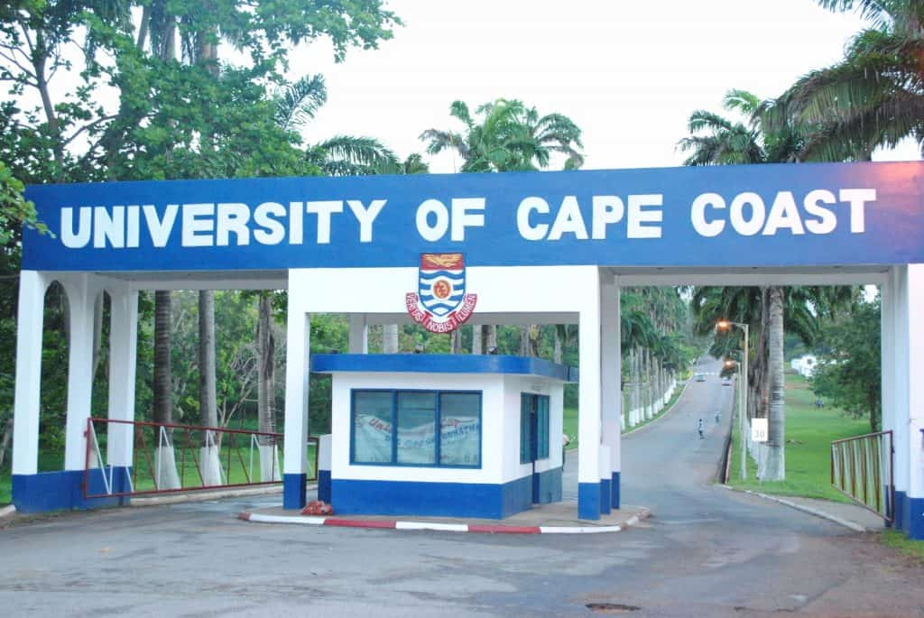University of Cape Coast Admission Requirements