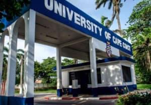 University of Cape Coast Courses List